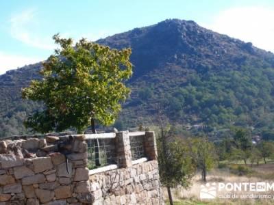 Castañar de la Sierra de San Vicente - Convento del Piélago;las torres de la pedriza;madrid rutas
